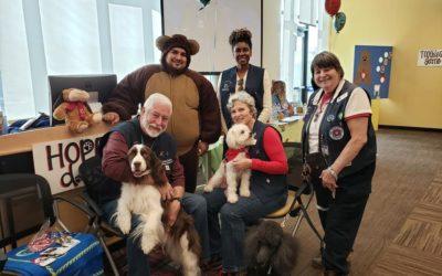 Loma Linda Teddy Bear Clinic – so much fun!