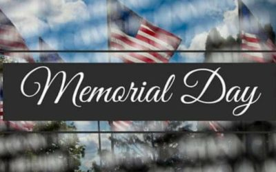 Today, we honors our heroes — the men and women who lost their lives while servi…